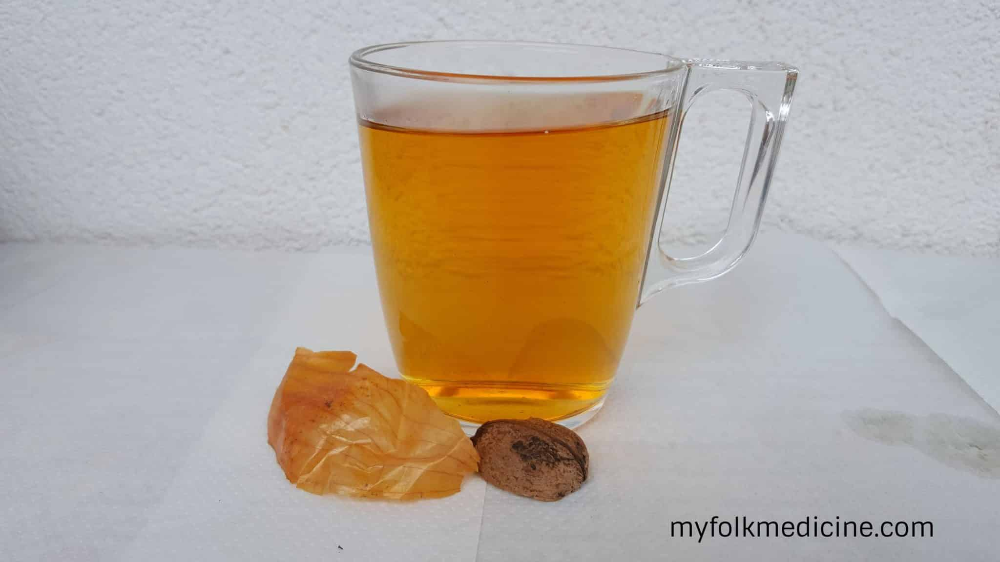 Traditional Tea for Cough