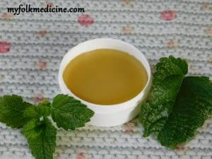 Homemade Hand Balm Recipe With Lemon Balm